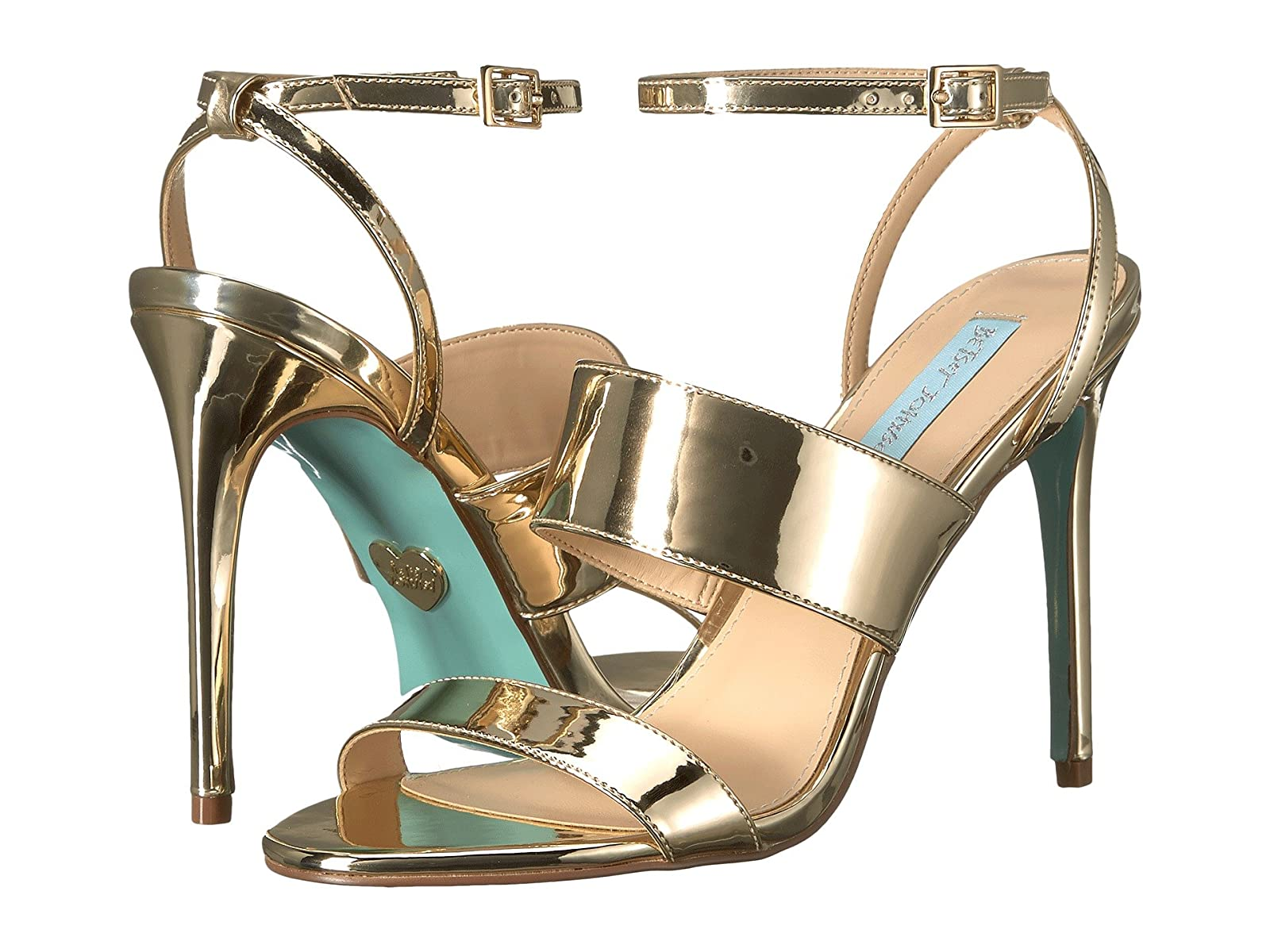 Blue by Betsey Johnson JennaCheap and distinctive eye-catching shoes