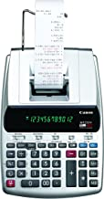 $63 Get Canon Office Products 2202C001 Canon MP25DV-3 Desktop Printing Calculator with Currency Conversion, Clock & Calendar