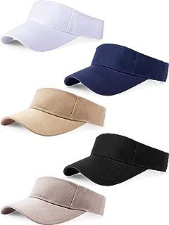 Beechfield Sports Pre Curved Stylish Sporty Style Visor Adjustable Back Hat