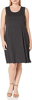 gray ponte dress