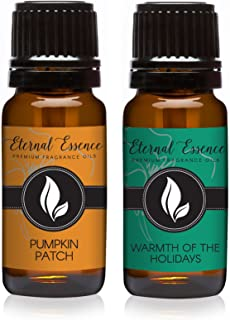 Pair (2) - Pumpkin Patch & Warmth of The Holidays - Premium Fragrance Oil Pair - 10ml
