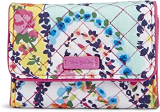 Women's RFID Riley Compact Wallet-Signature