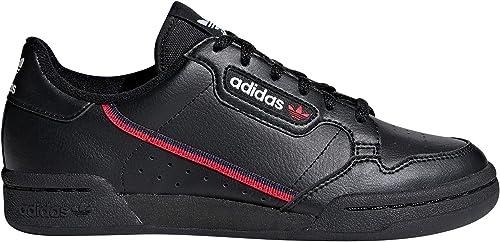 Continental Weiß, Schuhe Damen.Turnschuhe. Adidas 80