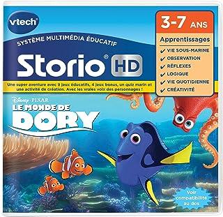 VTech Jeu Storio HD Le Monde de Dory - Kids' Tablet Accessories