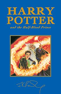 Harry Potter and the Half-Blood Prince.