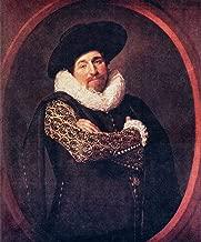 Frans Hals Portrait of a Man 1622 Private Collection 30