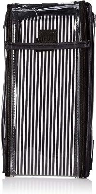 Kuber Industries Rexine Hanging Shoe Rack (Black, SKUKI001800)