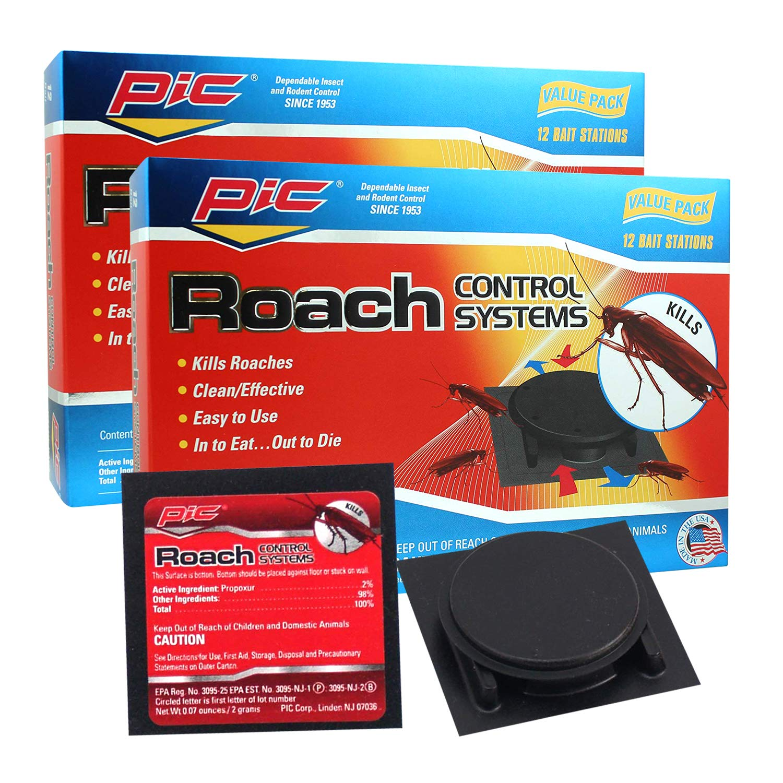 PIC Control Effective Cockroach Convenient