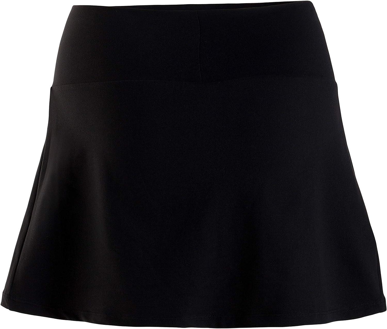 Duruss Womens Rock/_001 Skirt with Interior Short
