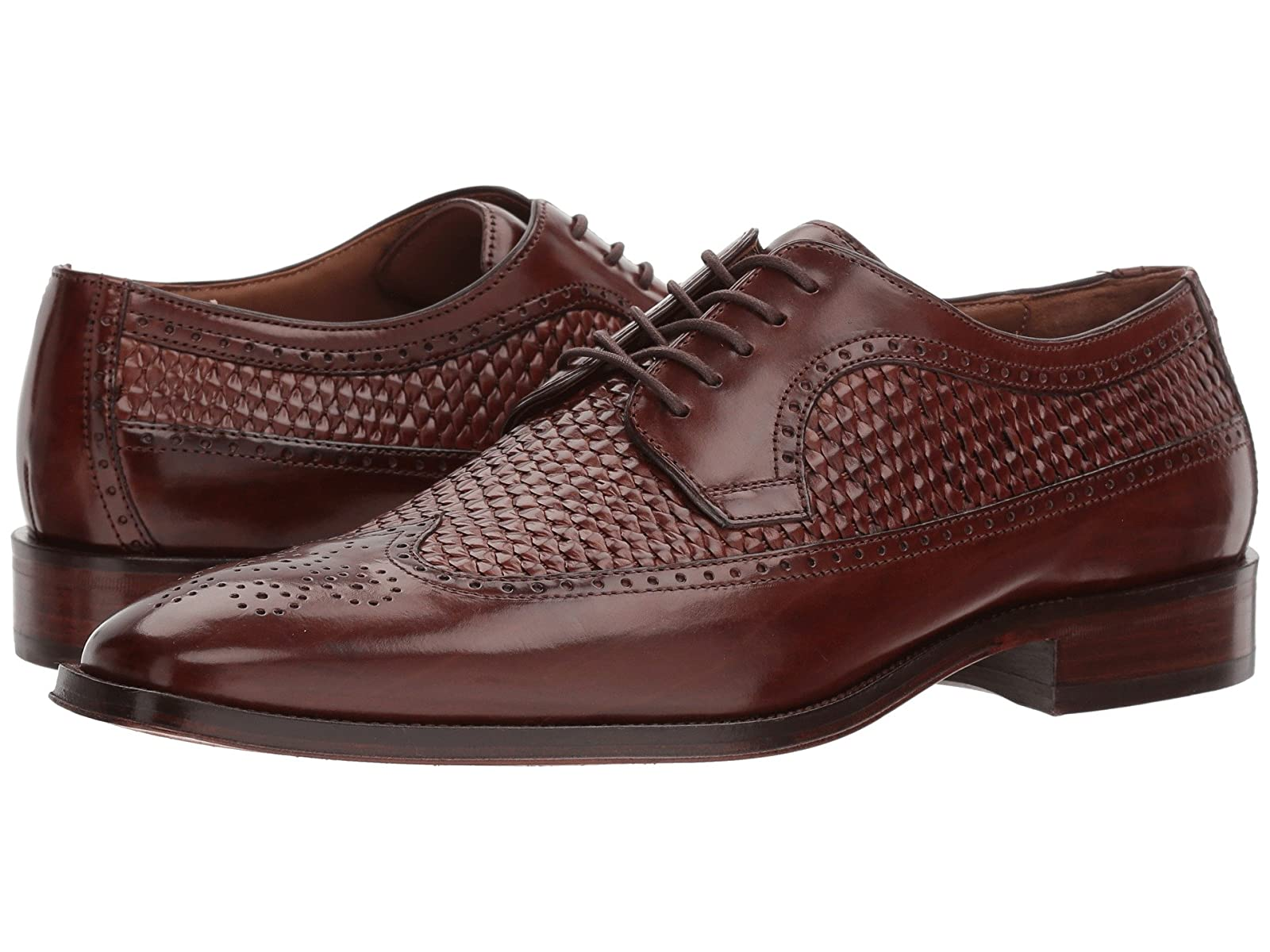 Johnston & Murphy Boydstun Woven Dress Wingtip OxfordAtmospheric grades have affordable shoes