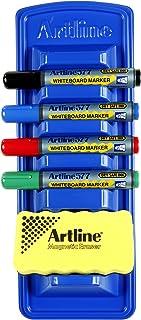 ARTLINE 157794 577 WHITEBOARD Caddy Starter KIT INCL Marker, Assorted