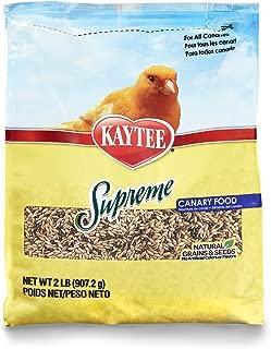 Kaytee Supreme Bird Food For Canaries