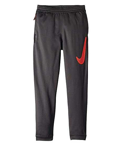 0806f634f105 Nike Kids Therma Basketball Pants (Little Kids Big Kids) at Zappos.com