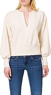 Scotch & Soda Weiches Sweatshirt mit Voluminösen Ärmeln dames Sweater