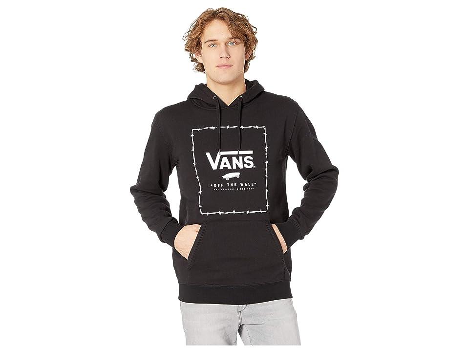 Vans Print Box Pullover Fleece (Black) Men