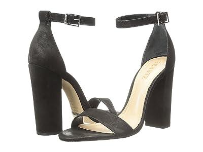 Schutz Enida (Black) High Heels