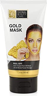 Best global beauty care gold peel off mask Reviews