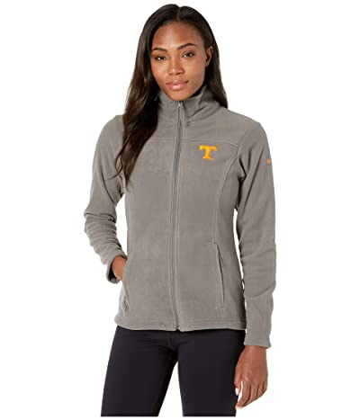 Columbia College Tennessee Volunteers CLG Give and Gotm II Full Zip Fleece Jacket (Charcoal) Women