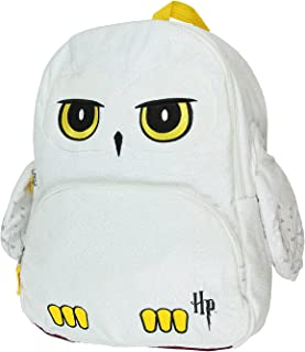 Harry Potter Hedwig The Owl Plush Backpack