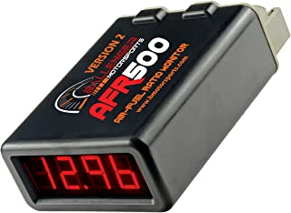 Ballenger Motorsports AFR500v2 - Air Fuel Ratio Monitor Kit with Production Grade NTK Sensor