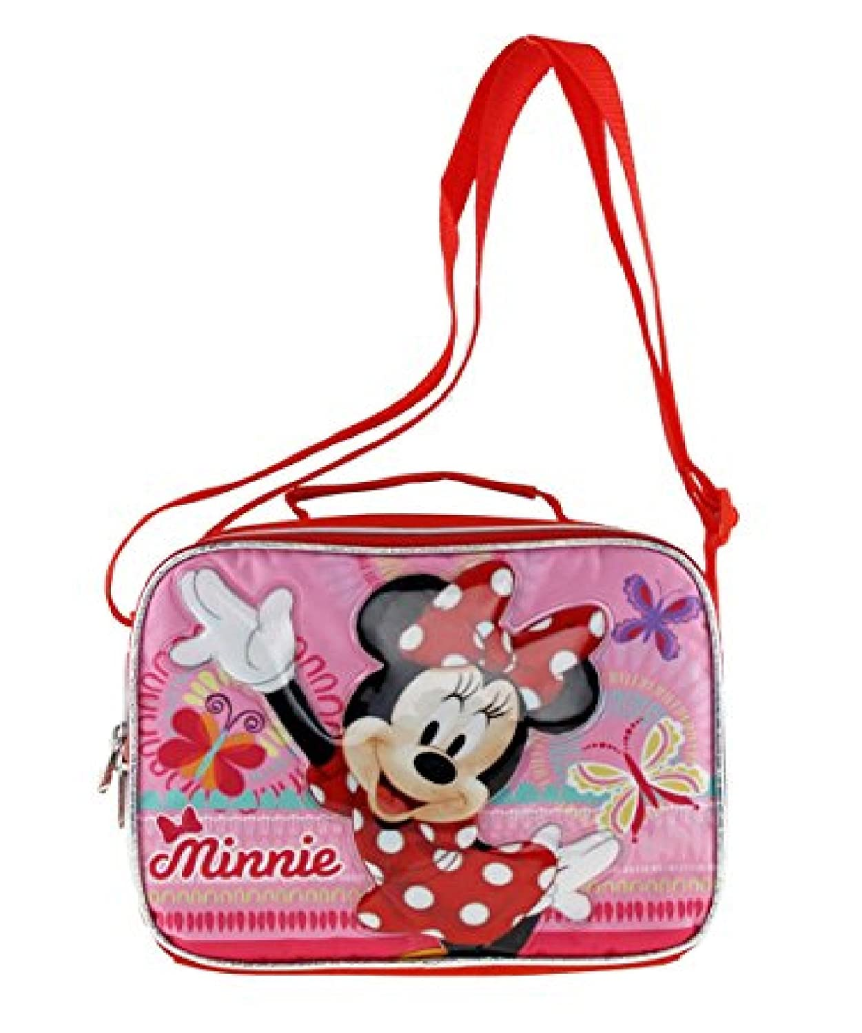 Disney Boston Mall Minnie Mouse Insulated 9.5