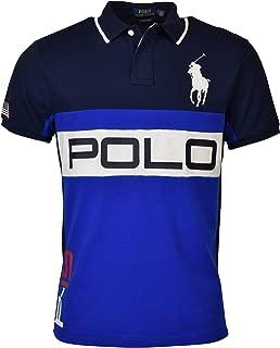 Polo Ralph Lauren Men's Custom Slim Fit Big Pony Polo Shirt