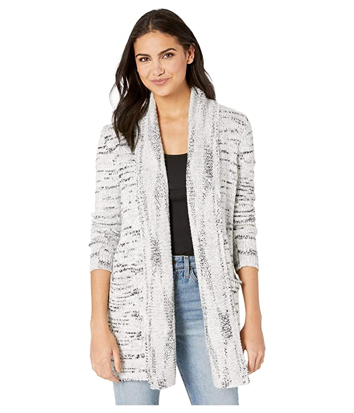 Jack by BB Dakota Spaced Out Dyed Cardigan (Ivory) Women