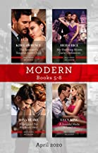 Modern Box Set 5-8 April 2020/The Spaniard's Surprise Love-Child/My Shocking Monte Carlo Confession/Kidnapped for His Roya...