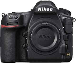 Nikon D850 Body Only, Black