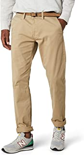 TOM TAILOR Men's Essential Chino Solid Trouser