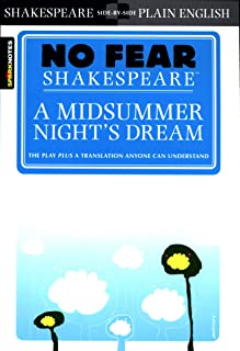 A Midsummer Night's Dream (No Fear Shakespeare) (Volume 7)