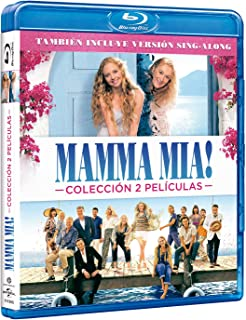 Pack: Mamma Mia 1 + Mamma Mia 2 [Blu-ray]