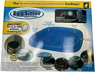 Cojín de apoyo para el asiento de huevo Sitter Flex almohada respaldo apoyo Sit on An Egg UK