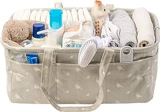 Organizador de pañales para bebé de Nested Fox   lavable y