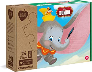 Clementoni Puzzle Maxi Play For Future Dumbo 24 Pieces