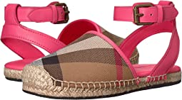 Burberry Kids - New Perth ACALY Shoe (Toddler/Little Kid)