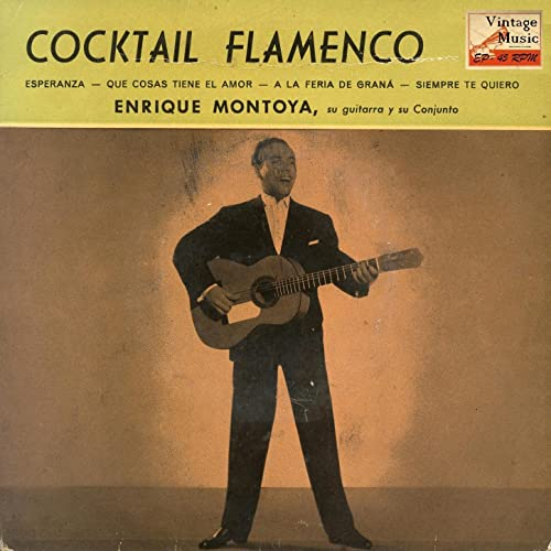Vintage Flamenco Rumba Nº5 - EPs Collectors