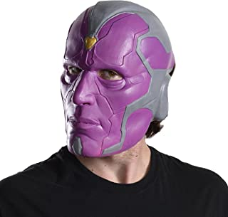 Rubie's Costume Co Men's Avengers 2 Age Of Ultron Adult Vision 3/4 Mask