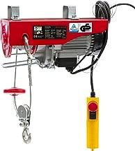 Treuil /électrique avec protection contre les surcharges NEWTRY Grue de levage /électrique 220 V 11,8 m 1500 W