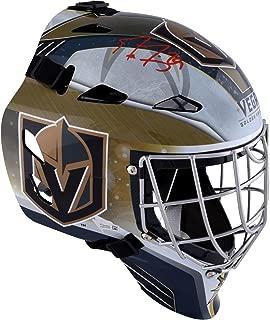 Marc-Andre Fleury Vegas Golden Knights Autographed Replica Goalie Mask - Fanatics Authentic Certified