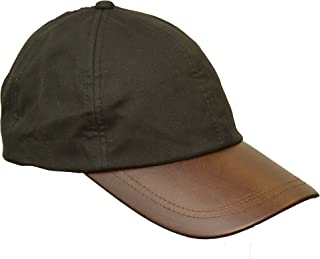 mens waxed hats uk