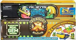 TREASURE X KINGS GOLD S3 3PK Chest, Multi-Colour, 41516, 1