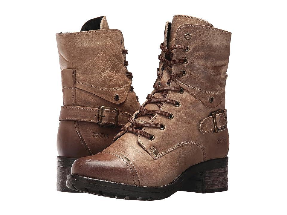 Taos Footwear Crave (Stone) Women