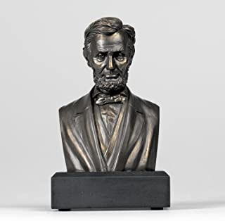 Sale - Abraham Lincoln Bust - The Perfect Fathers Day Gift