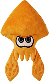 World of Nintendo Orange Splatoon Squid Jumbo