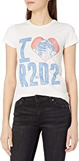 Star Wars Junior's R2d2 Love Graphic Tee