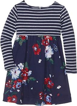 Navy Devito Floral