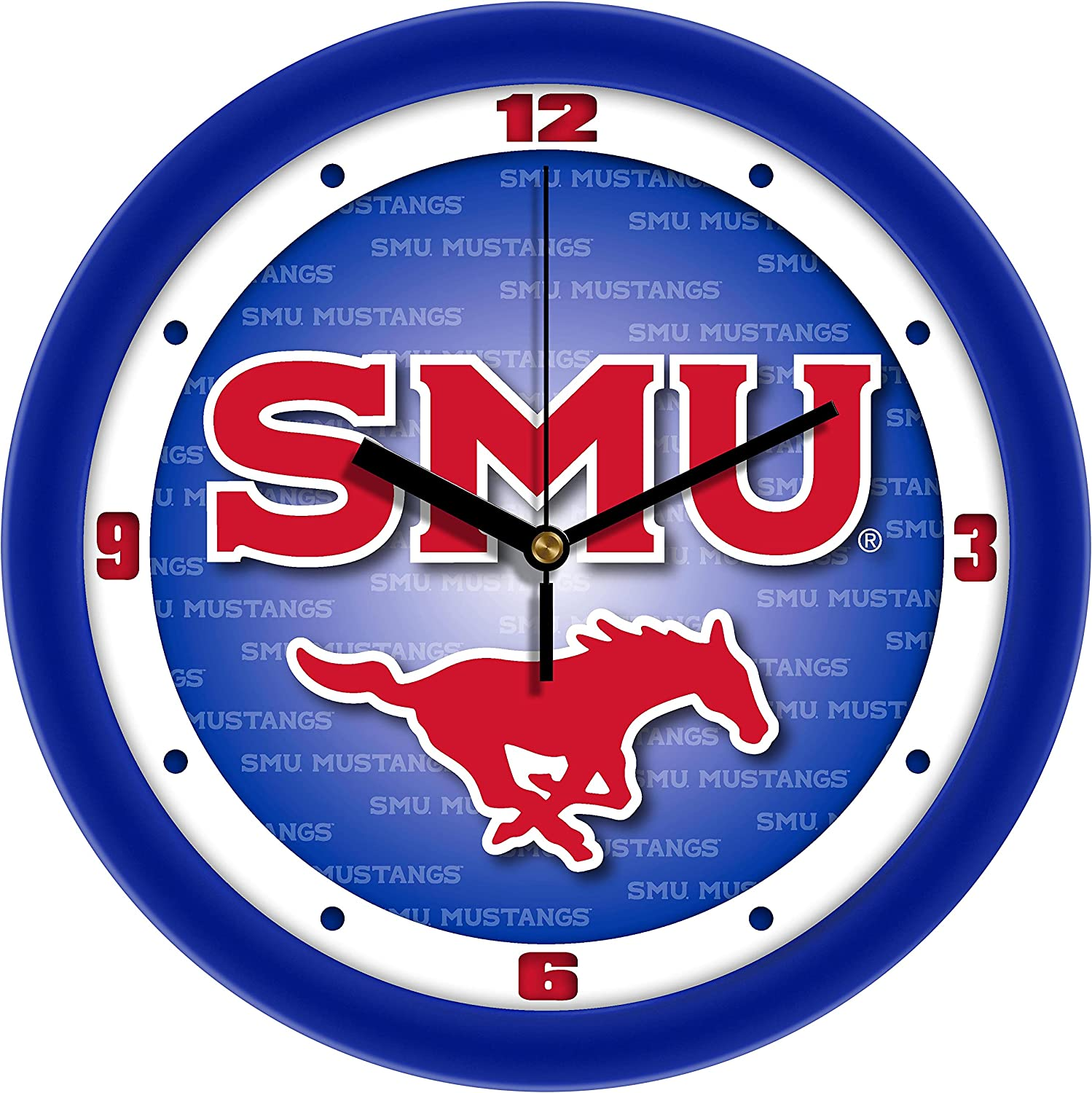 SunTime sold out Southern Methodist University Mustangs Wall - A surprise price is realized Dimension