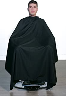 The new industry standard long mens barber cape