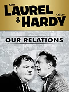 Laurel and Hardy: Our Relations